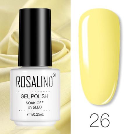Rosalind Gel Polish Couleurs Pures 26