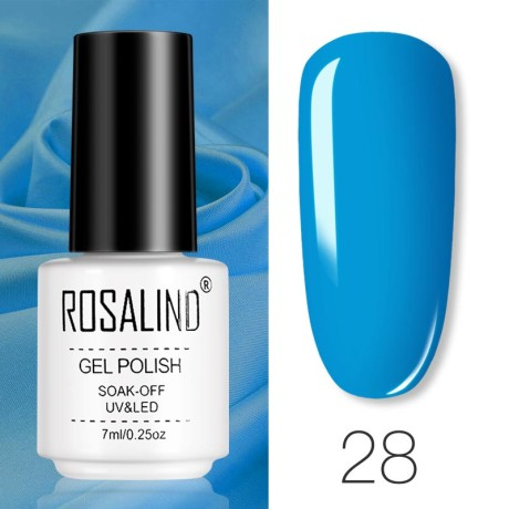 Rosalind Gel Polish Couleurs Pures 28