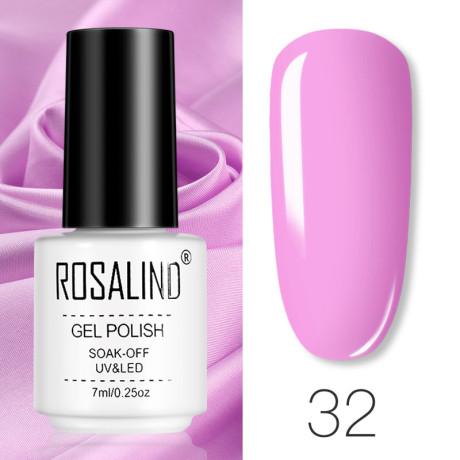 Rosalind Gel Polish Couleurs Pures 32