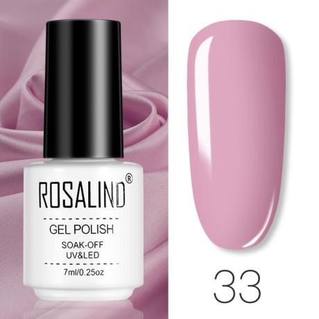 Rosalind Gel Polish Couleurs Pures 33