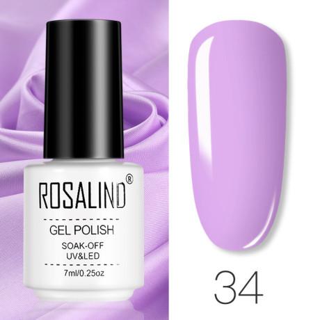 Rosalind Gel Polish Couleurs Pures 34