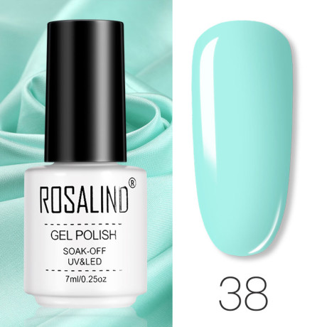 Rosalind Gel Polish Couleurs Pures 38