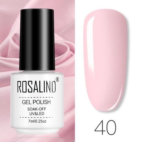 Rosalind Gel Polish Couleurs Pures 40