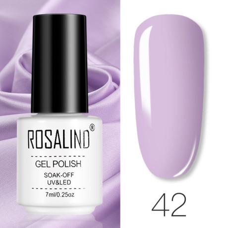 Rosalind Gel Polish Couleurs Pures 42