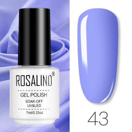Rosalind Gel Polish Couleurs Pures 43