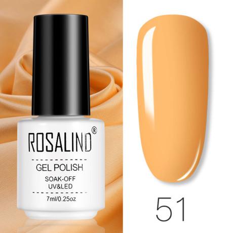 Rosalind Gel Polish Couleurs Pures 51