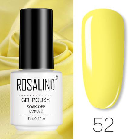 Rosalind Gel Polish Couleurs Pures 52