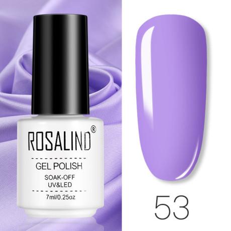 Rosalind Gel Polish Couleurs Pures 53