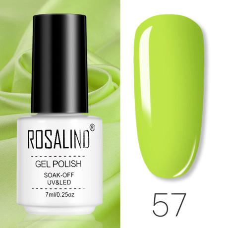 Rosalind Gel Polish Couleurs Pures 57