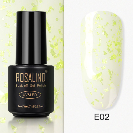 Rosalind Gel Polish Fleurie E02