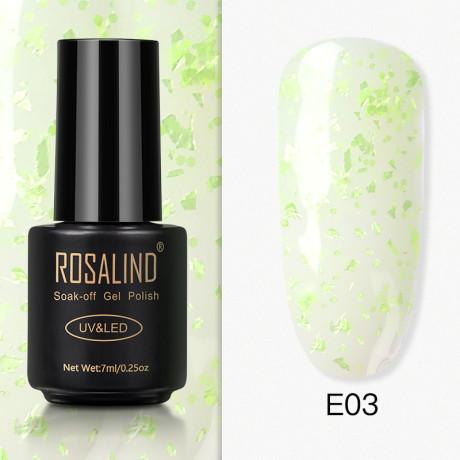 Rosalind Gel Polish Fleurie E03
