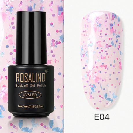 Rosalind Gel Polish Fleurie E04