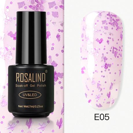 Rosalind Gel Polish Fleurie E05