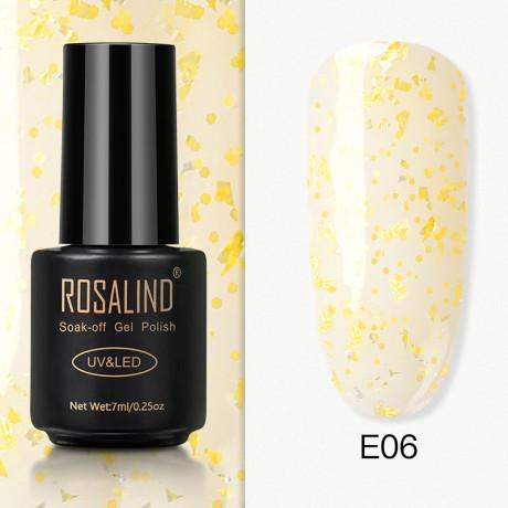 Rosalind Gel Polish Fleurie E06