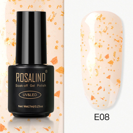 Rosalind Gel Polish Fleurie E08