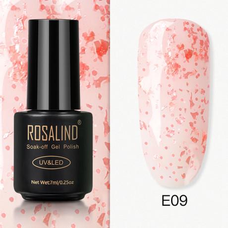 Rosalind Gel Polish Fleurie E09