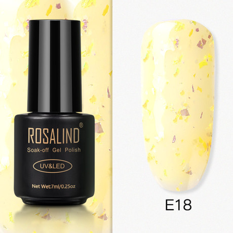 Rosalind Gel Polish Fleurie E18