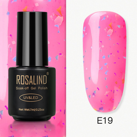 Rosalind Gel Polish Fleurie E19