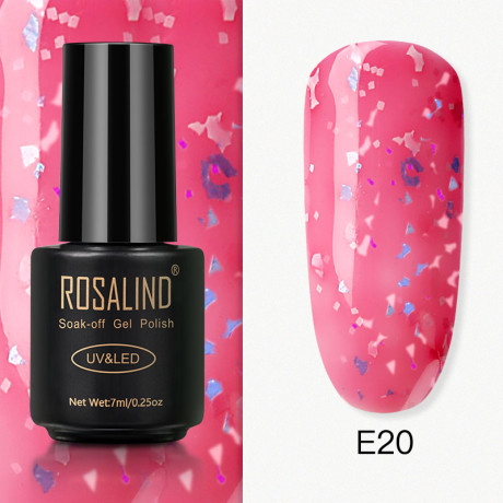 Rosalind Gel Polish Fleurie E20