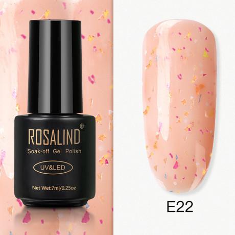 Rosalind Gel Polish Fleurie E22