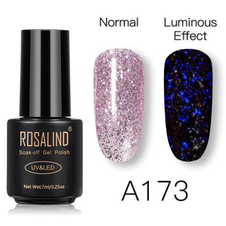 Rosalind Gel Polish Luminescent A173