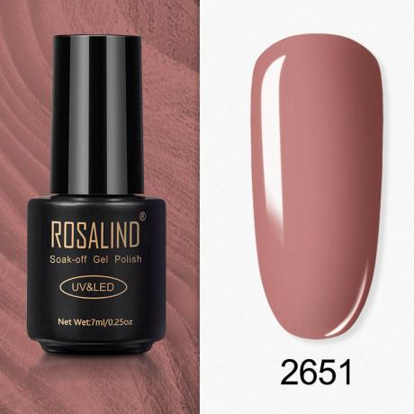 Rosalind Gel Polish Marrons Classiques 2651