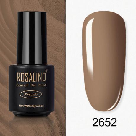 Rosalind Gel Polish Marrons Classiques 2652