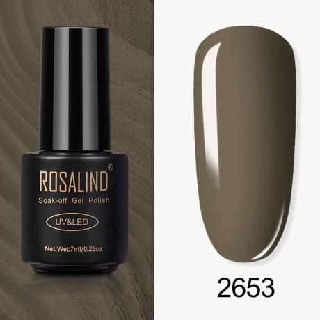 Rosalind Gel Polish Marrons Classiques 2653