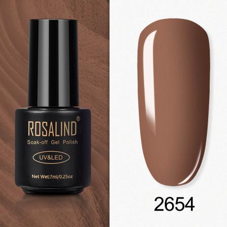Rosalind Gel Polish Marrons Classiques 2654