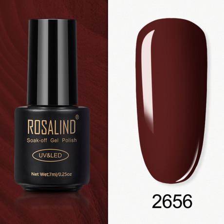 Rosalind Gel Polish Marrons Classiques 2656