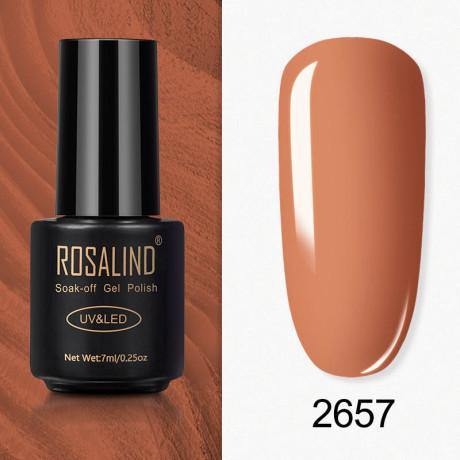 Rosalind Gel Polish Marrons Classiques 2657