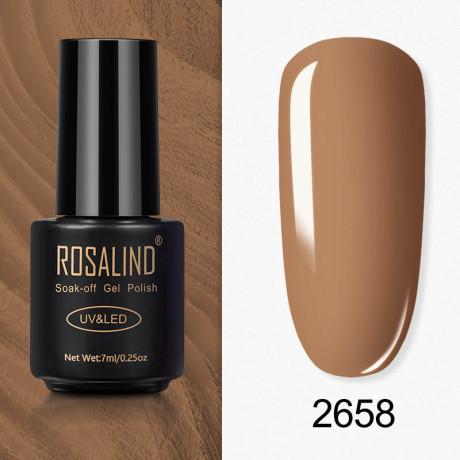 Rosalind Gel Polish Marrons Classiques 2658