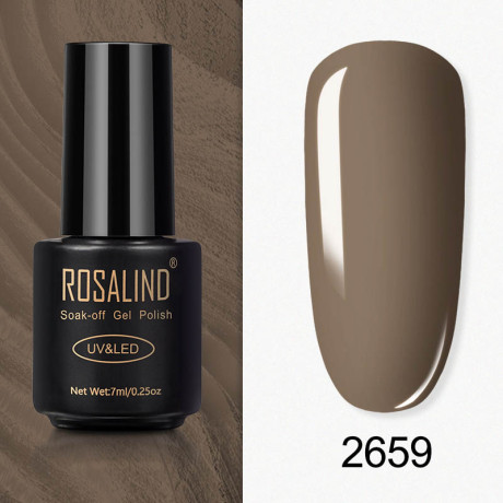 Rosalind Gel Polish Marrons Classiques 2659