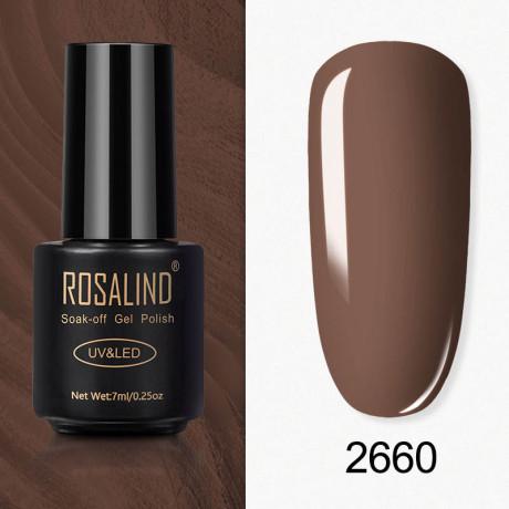Rosalind Gel Polish Marrons Classiques 2660