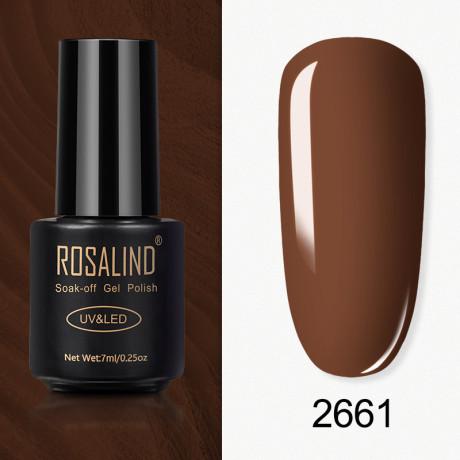 Rosalind Gel Polish Marrons Classiques 2661