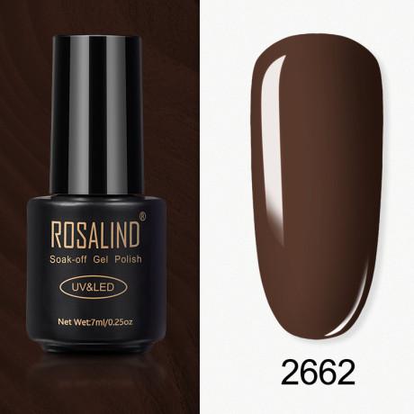 Rosalind Gel Polish Marrons Classiques 2662