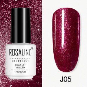 Rosalind Gel Polish Paillette J05