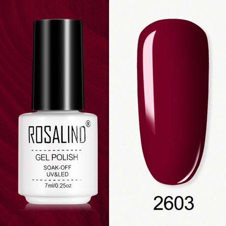 Rosalind Gel Polish Pastèque Collection 2603