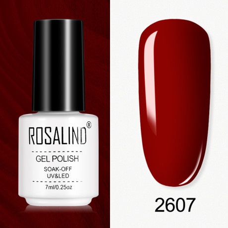 Rosalind Gel Polish Pastèque Collection 2607