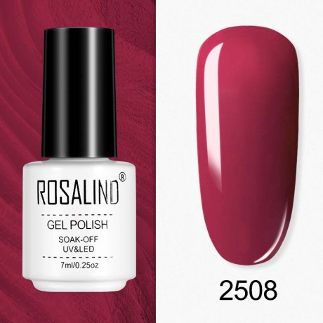 Rosalind Gel Polish Rose Collection 2508