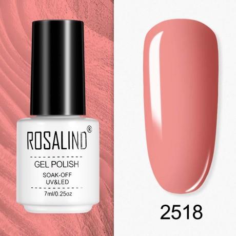 Rosalind Gel Polish Rose Collection 2518