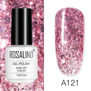 Rosalind Gel Polish Rose Gold A121