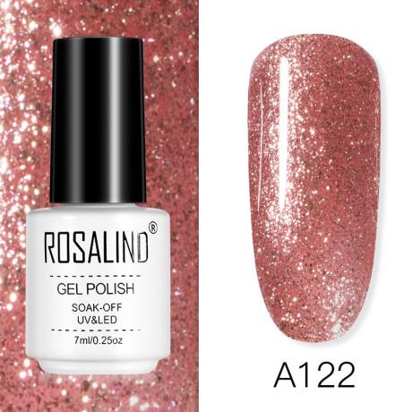 Rosalind Gel Polish Rose Gold A122