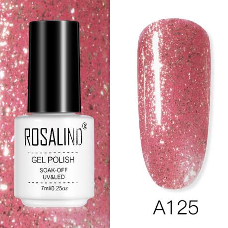 Rosalind Gel Polish Rose Gold A125