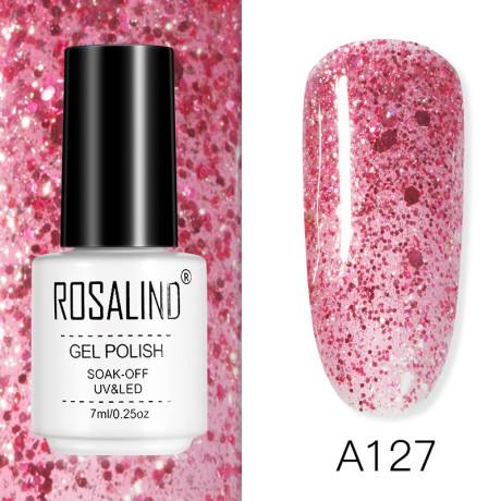 Rosalind Gel Polish Rose Gold A127
