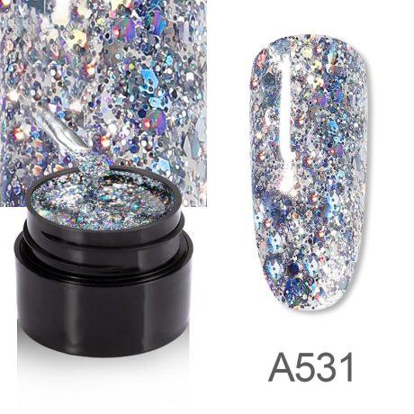 Rosalind Gel Polish Shiny Diamante A531