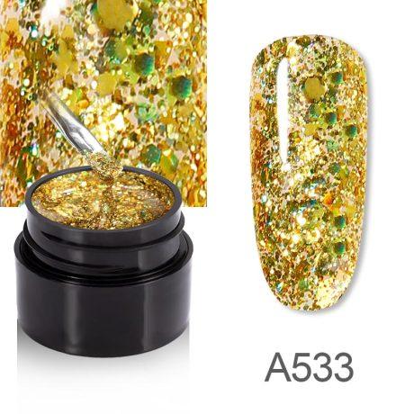 Rosalind Gel Polish Shiny Diamante A533