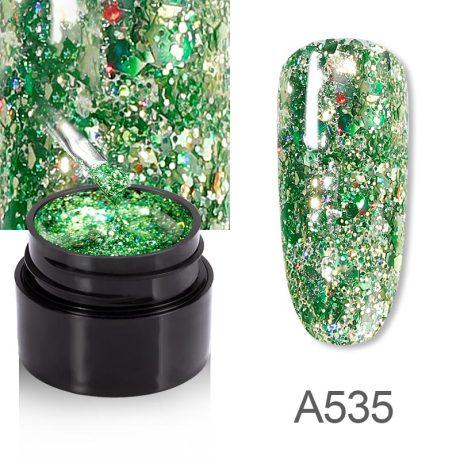 Rosalind Gel Polish Shiny Diamante A535