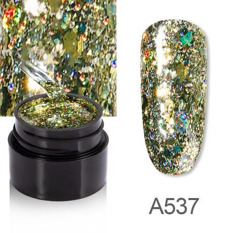 Rosalind Gel Polish Shiny Diamante A537