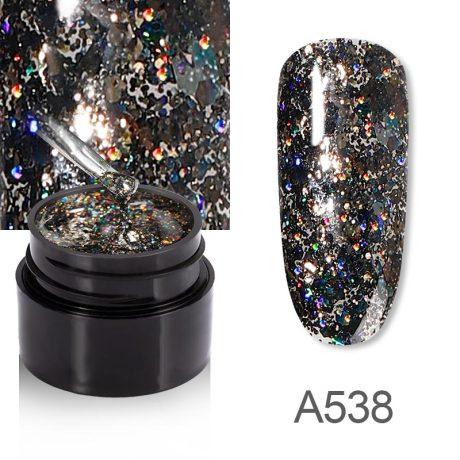 Rosalind Gel Polish Shiny Diamante A538